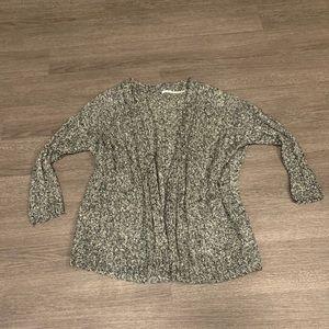 Kimchi Blue Gray Cardigan Sweater